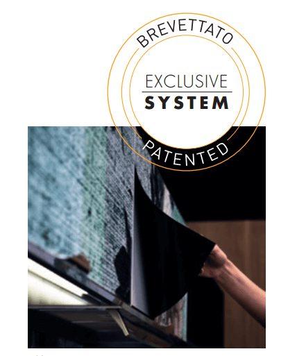 модели Cover запатентованная система сменных фасадов