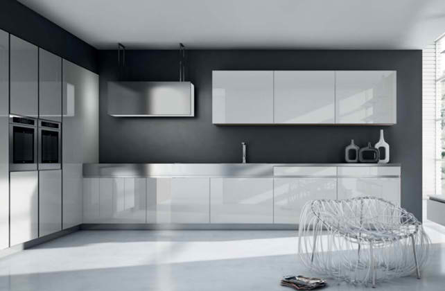 Кухня z R-1