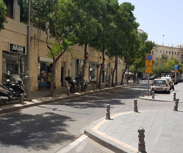 חנות מטבחי ארן בירושלים